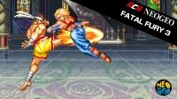ACA NeoGeo: Fatal Fury 3 Box Art
