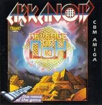 Arkanoid: Revenge of Doh Box Art