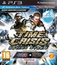 Time Crisis: Razing Storm Box Art