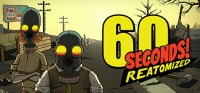 60 Seconds! Reatomized Box Art