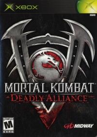 Mortal Kombat: Deadly Alliance Box Art
