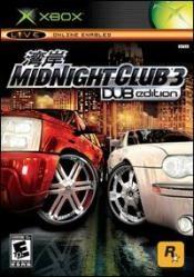 Midnight Club 3: DUB Edition Box Art