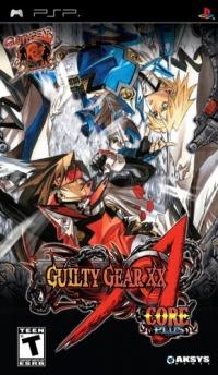 Guilty Gear XX Accent Core Plus Box Art