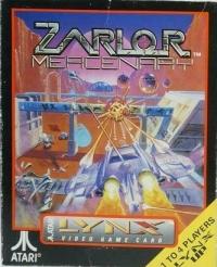 Zarlor Mercenary Box Art