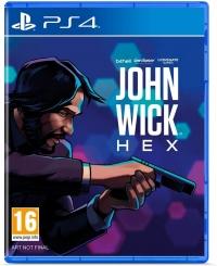 John Wick Hex Box Art