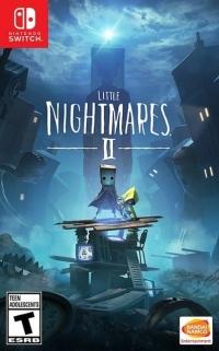 Little Nightmares II Box Art