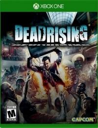 Dead Rising Box Art