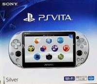 Sony PlayStation Vita PCH-2000 ZA25 Box Art
