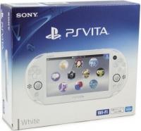 Sony PlayStation Vita PCH-2000 ZA12 Box Art