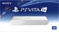 Sony PlayStation TV VTE-1000 AB01 Box Art