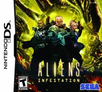 Aliens: Infestation Box Art