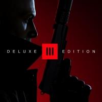 Hitman 3 - Deluxe Edition Box Art