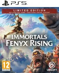 Immortals Fenyx Rising - Limited Edition Box Art
