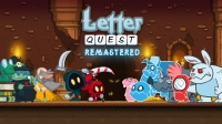Letter Quest Remastered Box Art