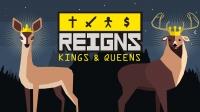 Reigns: Kings & Queens Box Art