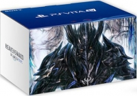 Sony PlayStation TV VTE-1000 AB01/FF - Final Fantasy XIV: Heavensward Box Art