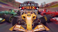Grand Prix Rock 'N Racing Box Art