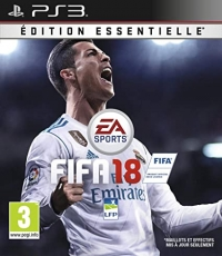 FIFA 18 - Édition Essentielle Box Art