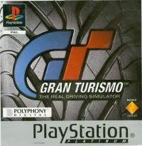 Gran Turismo - Platinum Box Art