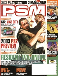 PSM Issue 67 (January 2003) Box Art