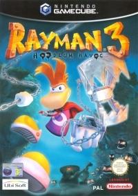 Rayman 3 Hoodlum Havoc [UK][NL] Box Art