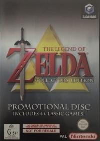 Legend of Zelda, The: Collector's Edition Box Art