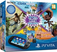Sony PlayStation Vita PCH-2016 - Hits Mega Pack [PL] Box Art