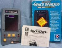 Entex Space Invader (gray) Box Art