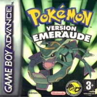 Pokemon Version Emeraude Box Art