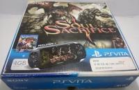 Sony PlayStation Vita PCH-1010 ZA01 - Soul Sacrifice Box Art