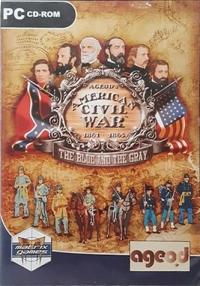 Ageod's American Civil War: 1861-1865: The Blue and the Gray (Matrix Games) Box Art