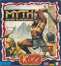 Myth: History in the Making - Kixx Box Art