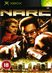 NARC Box Art