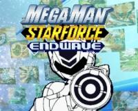 MegaMan Star Force: EndWave Box Art
