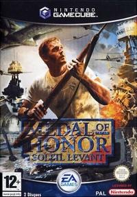 Medal of Honor Soleil Levant Box Art