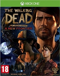 Walking Dead A New Frontier, The Box Art