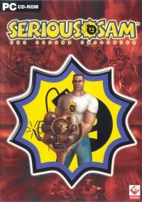 Serious Sam: The Second Encounter Box Art