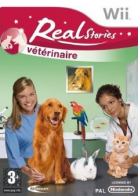 Real Stories Vétérinaire Box Art
