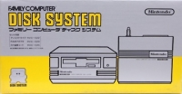 Family Computer Disk System [JP] Box Art