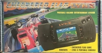 Atari Lynx - Checkered Flag Box Art