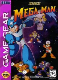 Mega Man Box Art