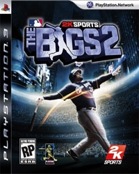 Bigs 2, The Box Art