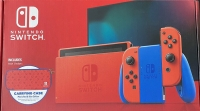 Nintendo Switch - Mario Red & Blue Edition [NA] Box Art