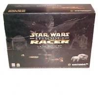 Nintendo 64: Star Wars Episode I: Racer - Limited Edition [NA] Box Art