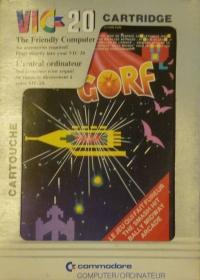 Gorf Box Art