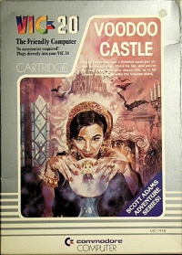 Voodoo Castle Box Art