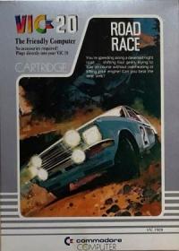 Road Race Box Art