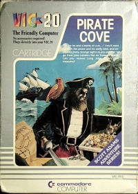 Pirate Cove Box Art
