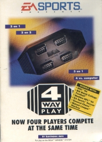 4 Way Play Box Art