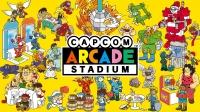 Capcom Arcade Stadium Box Art